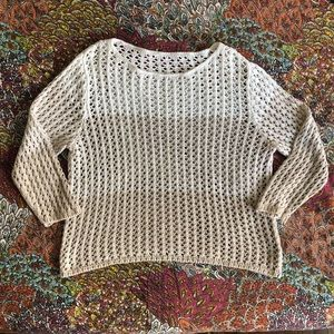 Ann Taylor Ombré Sweater - Size Small